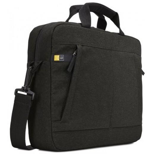 حقيبة CASE LOGIC نوع HUXTON لكومبيوتر محمول 13.3 بوصة - لون اسود رقم
