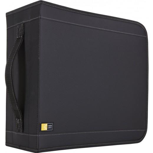 محفظة CASE LOGIC كلاسيكية لتخزين ال CD سعة 336 اسود