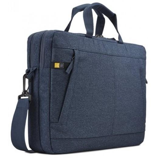 حقيبة CASE LOGIC نوع HUXTON لكومبيوتر محمول 15.6 بوصة - لون كحلي منتصف الليل رقم