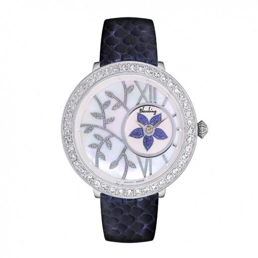 ساعة بلاولينج نيج للسيدات – أبيض