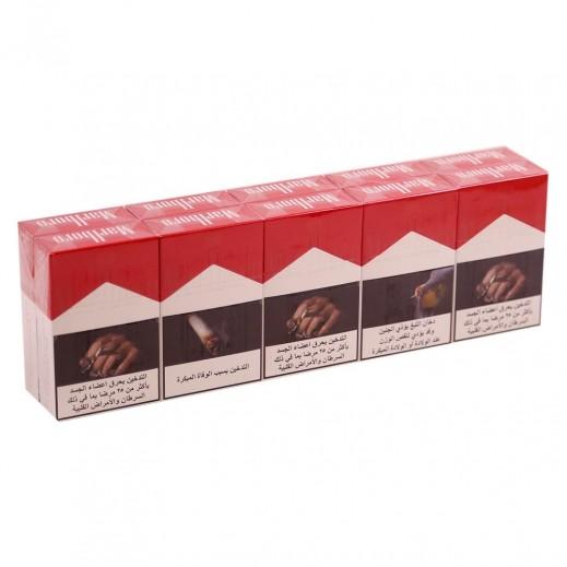 مارلبورو – سجائر بوكس أحمر - كرتون