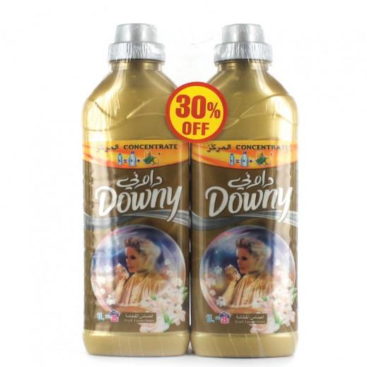 """داوني – منعم الأقمشة المركز """" إحساس الفخامة"""" 2 حبة × 1 لتر - (عرض 30% خصم)"""