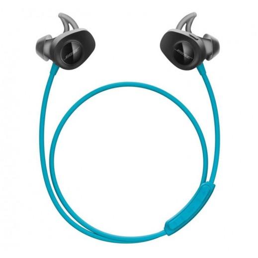 بوز – سماعة رأس رياضية لاسلكية – أزرق - يتم التوصيل بواسطة aDawliah Electronics