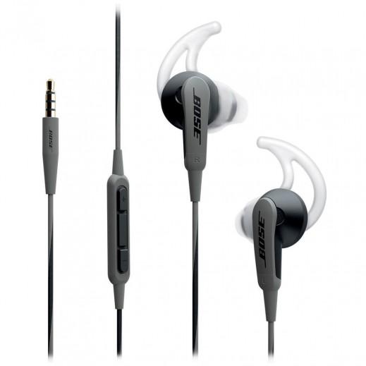 بوز – سماعة الرأس الرياضية للسامسونج وأجهزة الأندرويد – أسود - يتم التوصيل بواسطة aDawliah Electronics