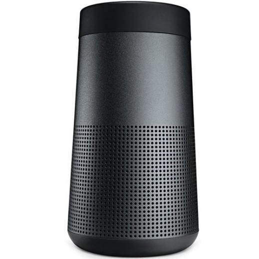 """بوز – سماعة لاسلكية """"ريفولف"""" – أسود - يتم التوصيل بواسطة aDawliah Electronics"""