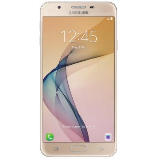 سامسونج - هاتف جلاكسي J7 Prime سعة 16 جيجا G610 – ذهبي - يتم التوصيل بواسطة شركة توصيل في خلال يوم العمل التالي