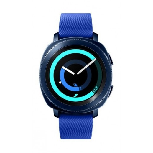 سامسونج – ساعة جير سبورت الذكية – ازرق