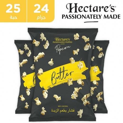 هيكترز - فشار بطعم الزبدة 24 × 25 جم