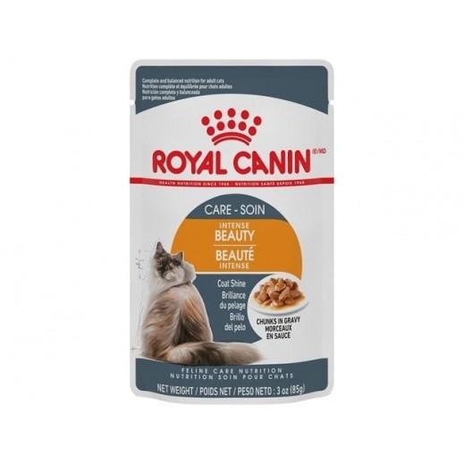 رويال كانين - طعام القطط البالغة انتنس بيوتي 12 × 85 جم