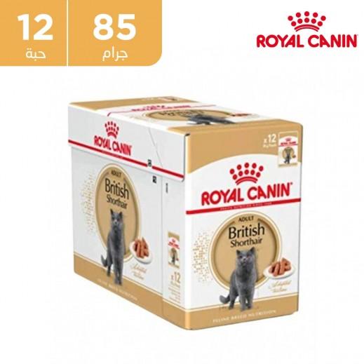رويال كانين - طعام القطط البالغة انستنكتيف (12 عام فما فوق) 12 × 85 جم