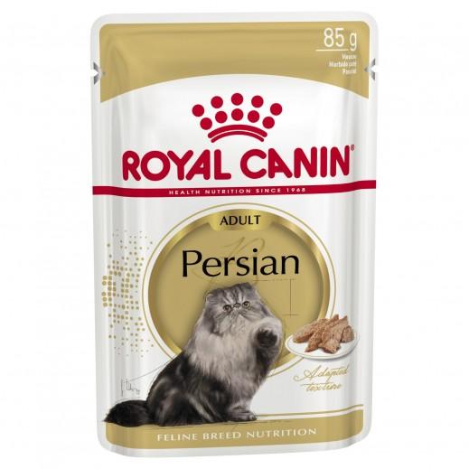 رويال كانين - طعام القطط البالغة (للقط الفارسي) 12 × 85 جم