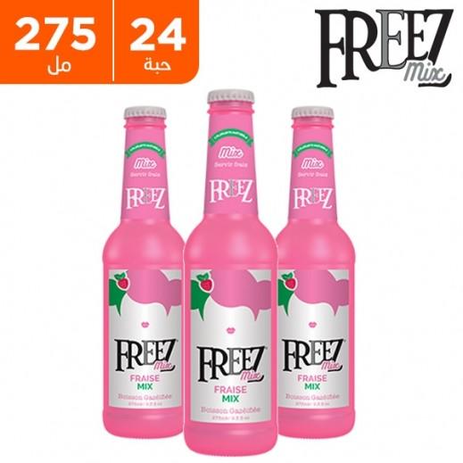 فريزز - عصير الفراولة 275 مل × 24 حبة - أسعار الجملة