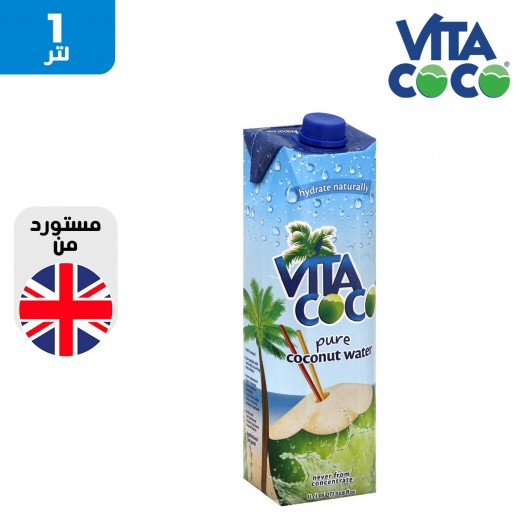 فيتا مشروب كوكو مياه جوز الهند نقي 1 لتر