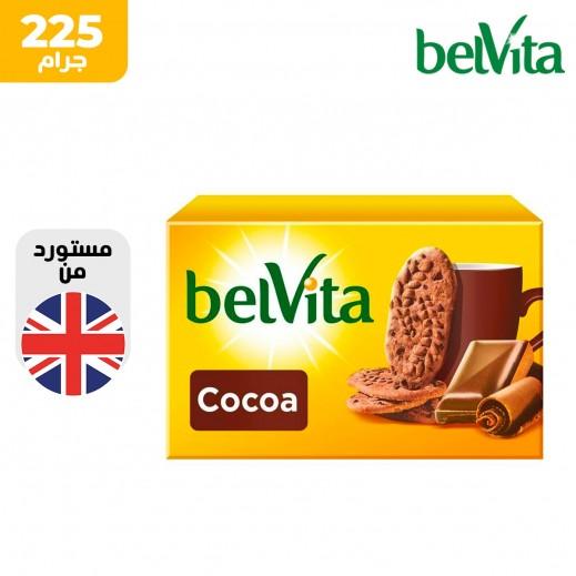 بلفيتا بسكويت بالكاكاو ورقائق الشوكولاتة 225 جم