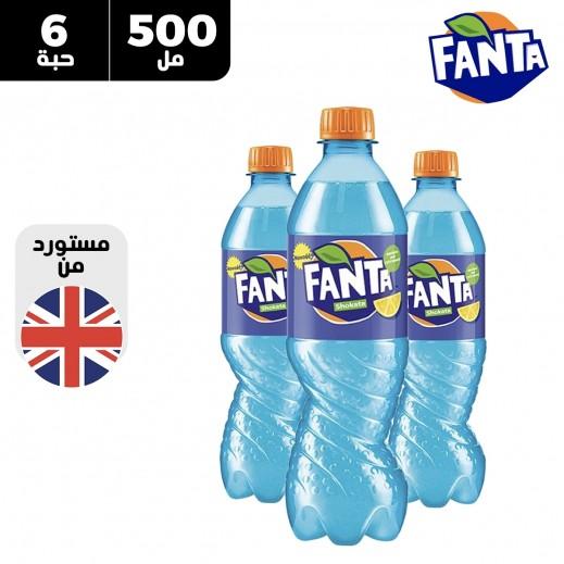 فانتا شوكاتا مشروب غازي 6 × 500 مل