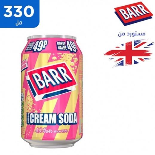 بار - مشروب صودا كريم 330 مل