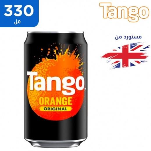 تانجو مشروب غازي بالبرتقال 330 مل