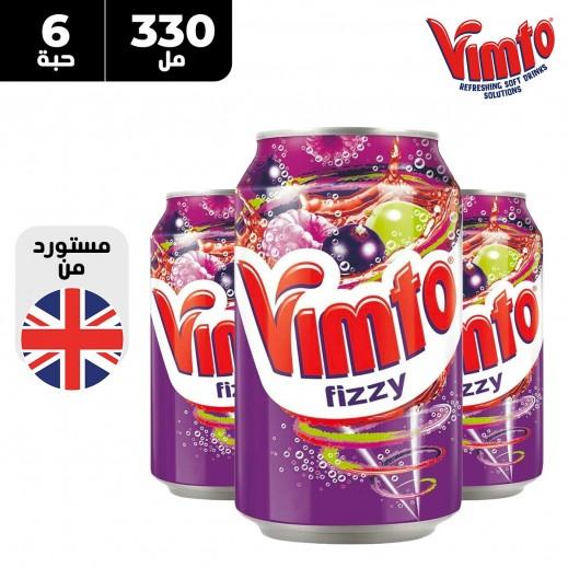 فيمتو – شراب بنكهة الفواكة 6 × 330 مل