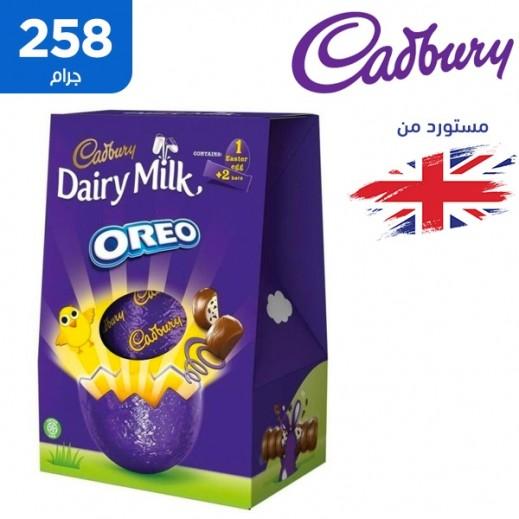 كادبوري - شوكولاته أوريو بيضة كبيرة 258 جم