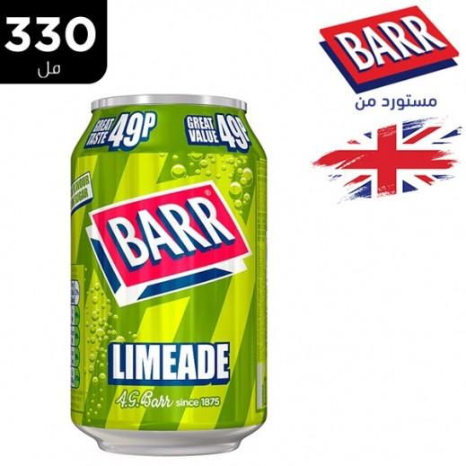 بارر ليميد علبة 330 مل