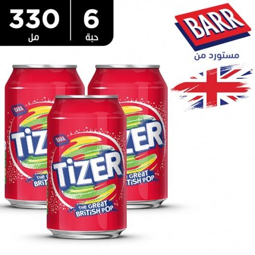 بارر تيزر 6 x 300 مل