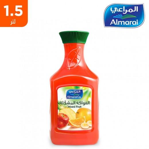 المراعي - عصير فواكة مشكلة  1.5 لتر
