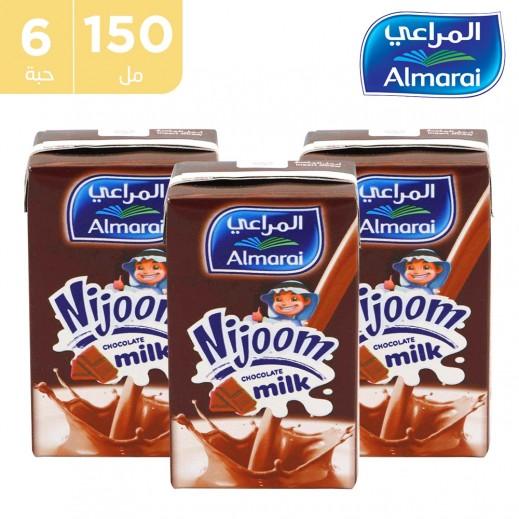 عصير شوكولاته المراعي