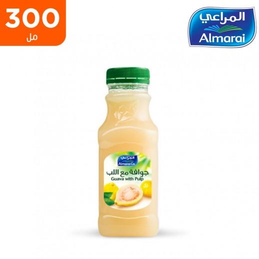 المراعي - عصير جوافة مع اللب 300 مل