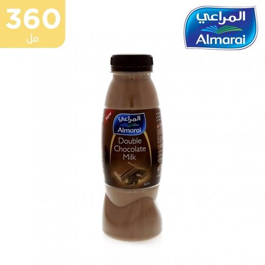 اشتري المراعي حليب دبل شوكولاته 360 مل توصيل Taw9eel Com