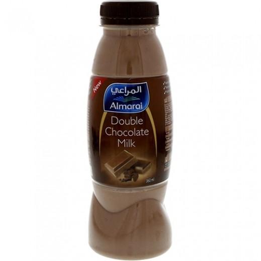 المراعي – حليب دبل شوكولاته 360 مل