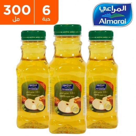 المراعي - عصير التفاح 6 × 300 مل