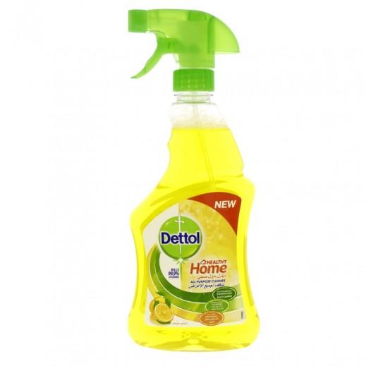 ديتول – منظف الحمامات 4×1 (رائحة أكوا) 500 مل