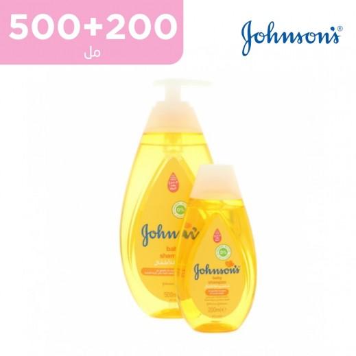 جونسون - شامبو جونسون 500 مل + 200 مل مجاناً