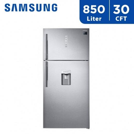 سامسونج - ثلاجة مزدوجة الأبواب 30 قدم 850 لتر  - يتم التوصيل بواسطة AL ANDALUS TRADING COMPANY