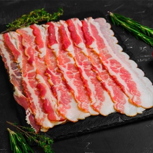 أنغوس تشويس (أمريكي) -  لحم باكون بقري 340 جم