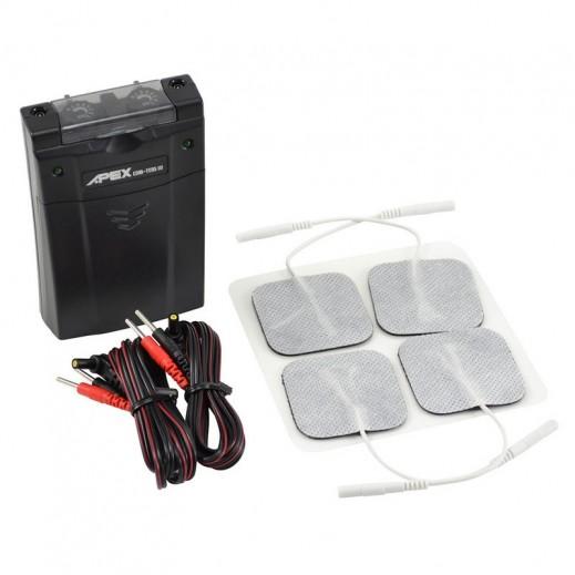 أبكس – جهاز Tens الرقمي للتحفيز العضلي وتسكين الآلام Et811029 - يتم التوصيل بواسطة التوصيل بعد يومين عمل  بواسطة العيسى