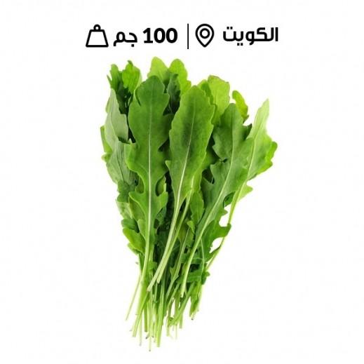 جرجير طازج كويتي 100 جم تقريبا