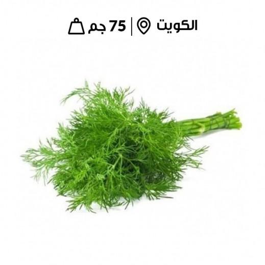 شبت طازج كويتي 75 جم تقريبا
