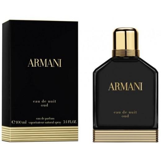 "جورجيو أرماني - عطر ""أو دي نوت عود"" EDP للرجال 100 مل"