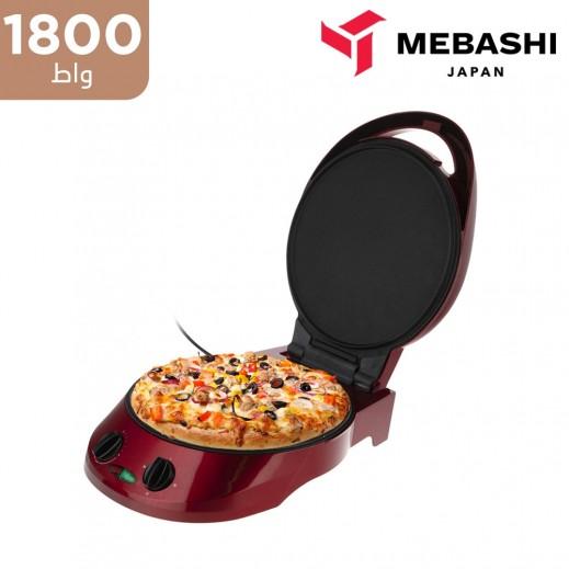 مباشى - صانعة بيتزا 1800 واط - احمر