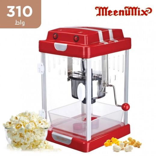 مينومكس - ماكينة صنع الفشار 310 واط - أحمر