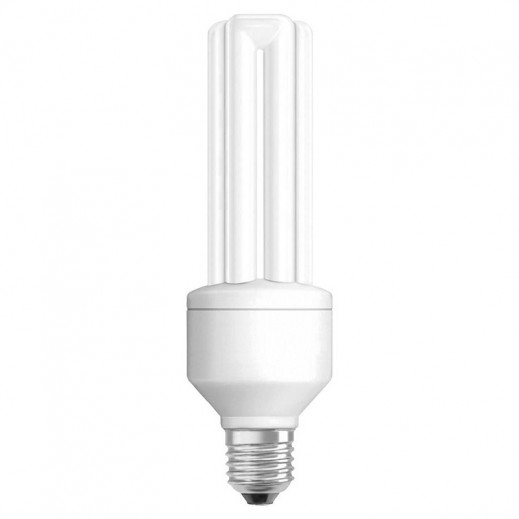 GE 23 W E27 D/L QBX Energy Saving