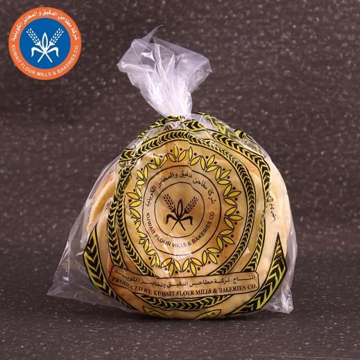 مطاحن الكويت خبز ابيض 375 جم