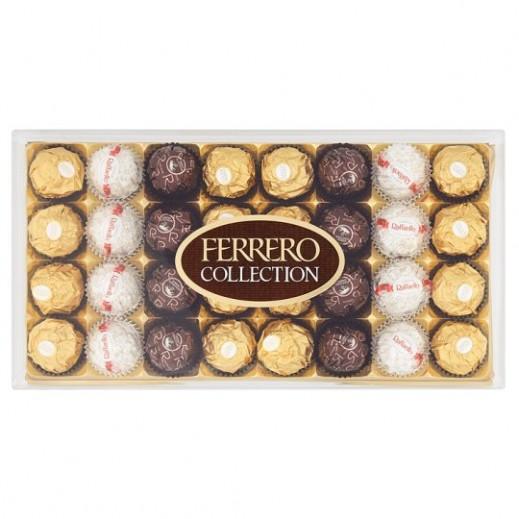 تشكيلة شوكولاته فيريرو روشيه 32 حبة 359 جم