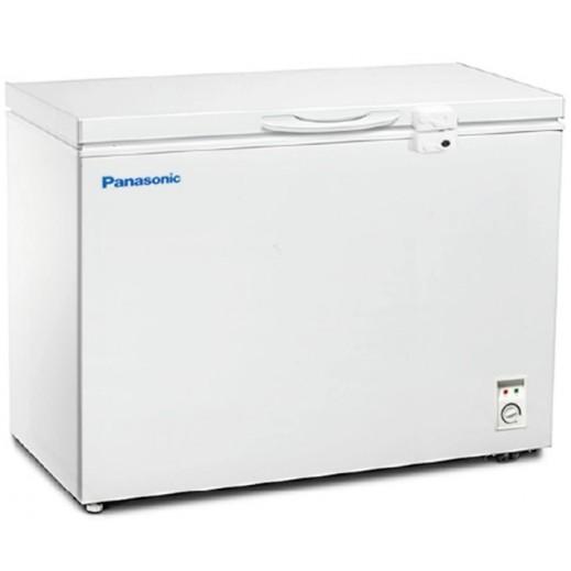 باناسونيك ثلاجة صندوق 300 ليتر مع انارة لون ابيض  - يتم التوصيل بواسطة  AL-YOUSIFI  بعد 3 ايام عمل