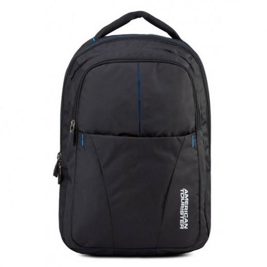 """أميريكان تورستر – حقيبة ظهر """"سيتيبرو 02"""" للأدوات المدرسية – أسود"""