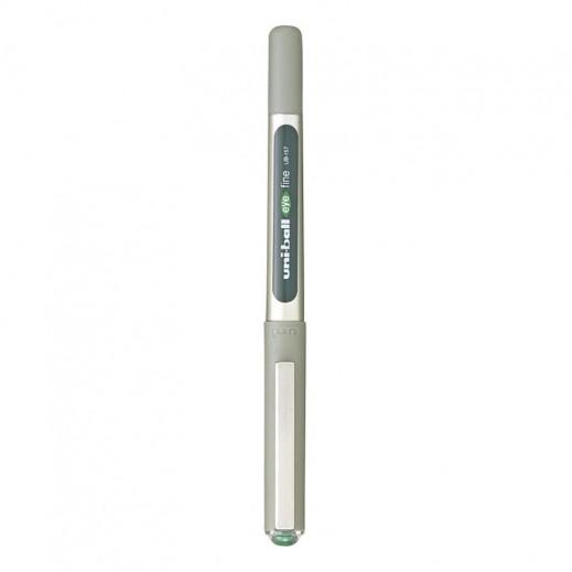 يوني بول آي – قلم حبر سائل – أخضر