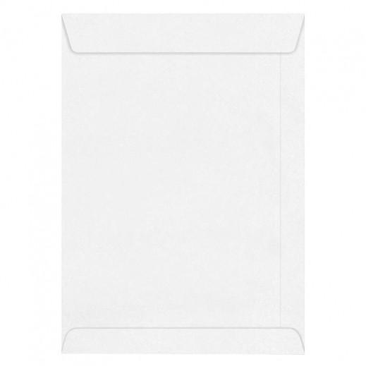 هيسبابل – مظروف A4 أبيض - (250 حبة)