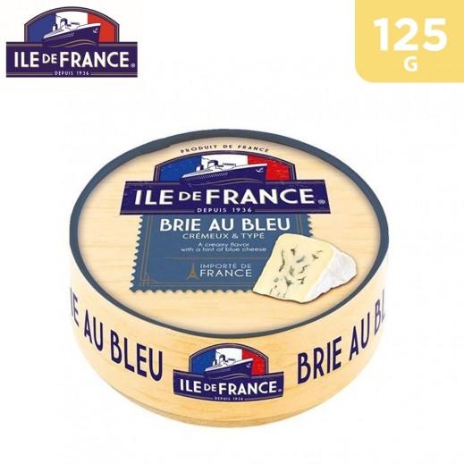 إيل دو فرانس جبنة طري معتق أزرق 125 جم