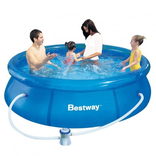 حمام السباحة 244 × 66 سم